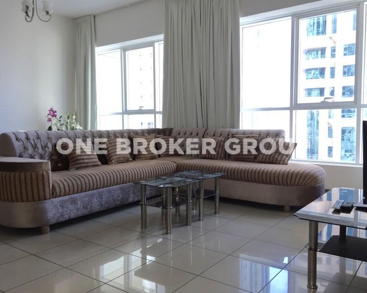1BR-Fully furnished-Sulfa Tower - Marina