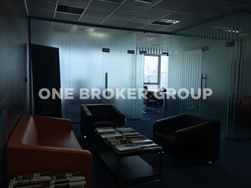 Fully Fitted Office with Full Lake View