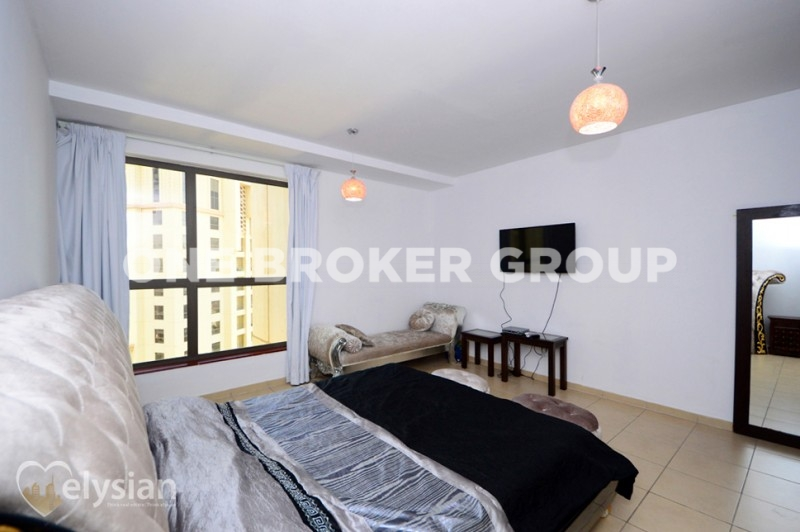 Vacant 1BR with Sea View in Murjan 1 JBR