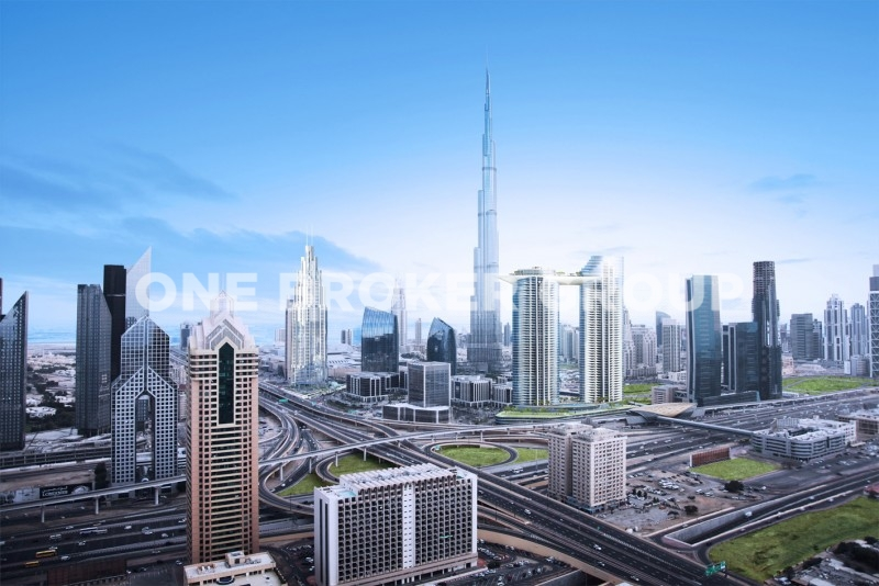 Address Sky view by Emaar - 3BR serviced apartment