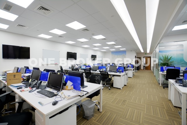 Luxury Fitted Office in Boulevard Plaza 1