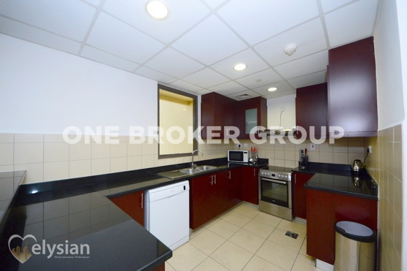 Vacant 1BR with Sea View | Murjan 1 JBR