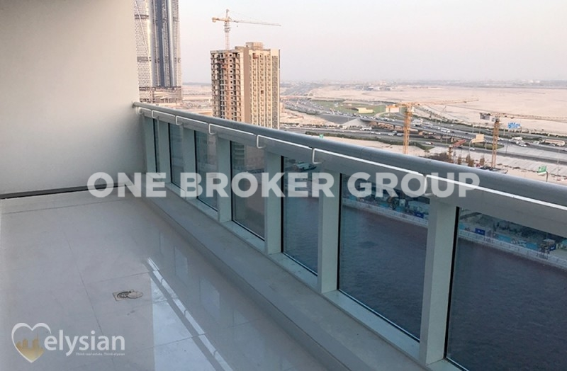 Brand new 1BR | Canal view |Great Layout
