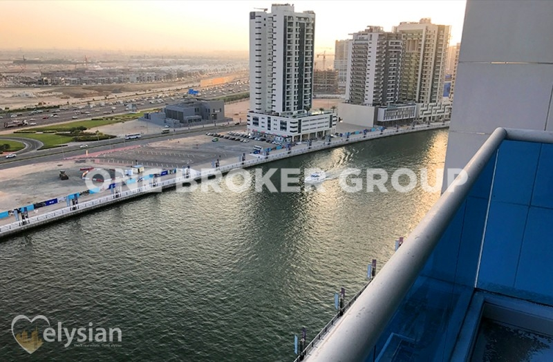 Amazing Deal | Canal View | Brandnew 2 BR