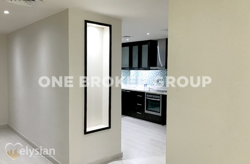 Fully Upgraded | 1BR+Study | Ubora Tower