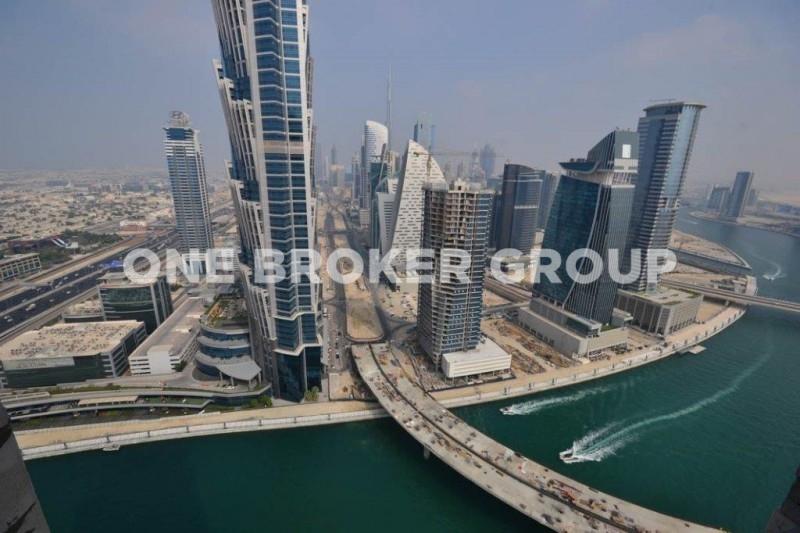 Off Plan | Luxurious 1BR | AL Habtoor City