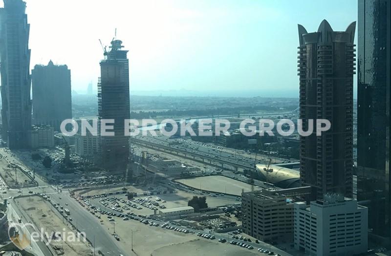 Sea View 2BR + 3Bth Executive Tower B