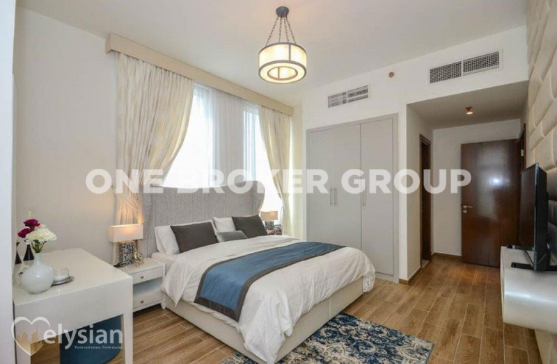 Off Plan | Stylish 1BR | AL Habtoor City