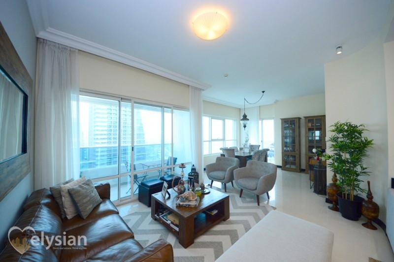 Large 3BR | High Floor | O2 Residence | JLT