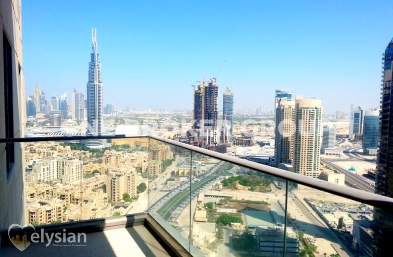 Stunning & Large 1BR | Great View!