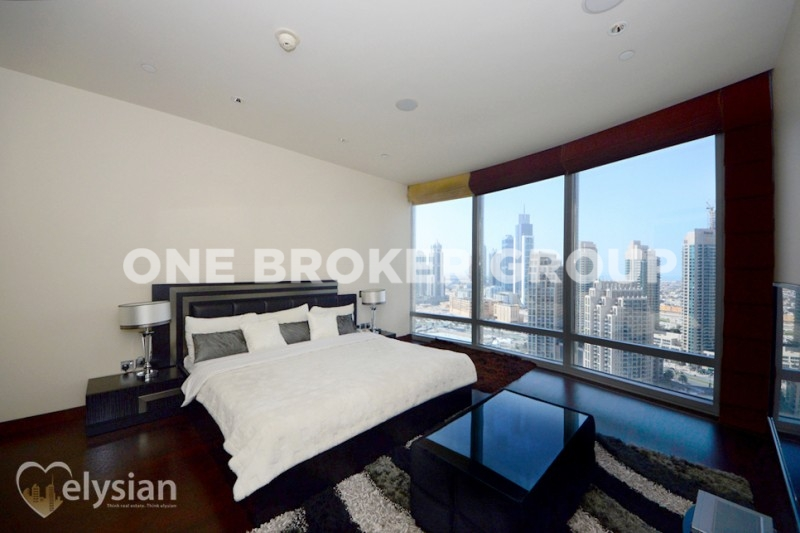 Fully Furnished 1 Bed with Opera View