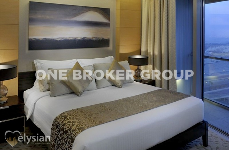 Furnished Studio |The Address Dubai Mall