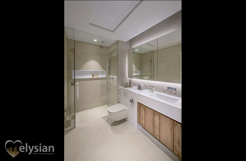 New 2 Bed, with Modern Terrace, The Palm