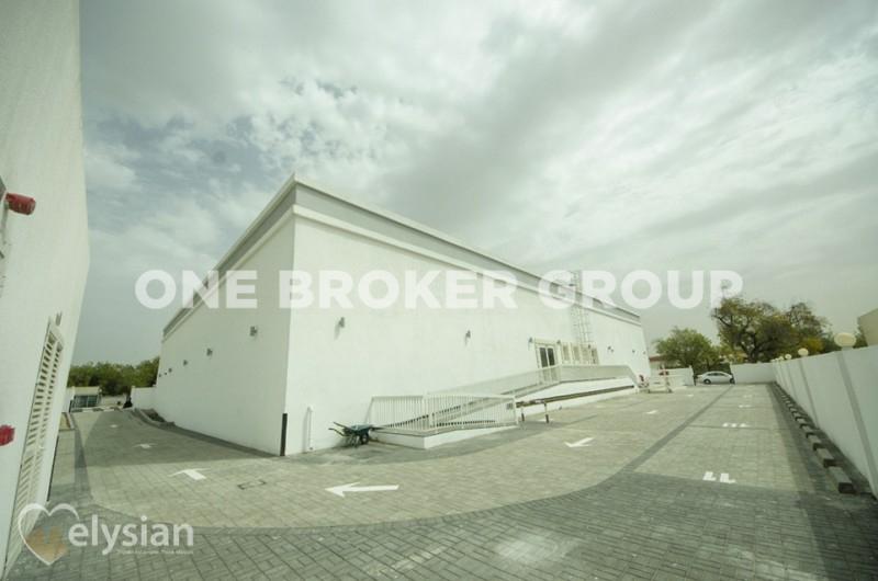 Massive Retail Space | Rashidiya | Ready