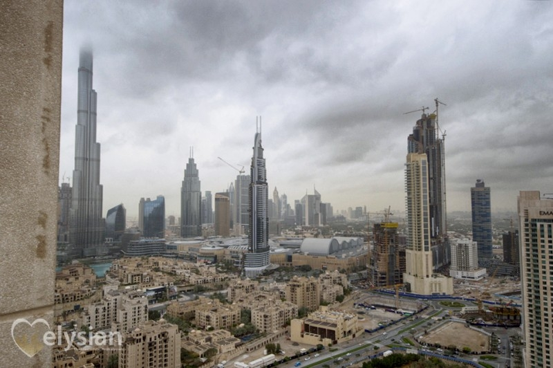 Large 2BR with Burj Khalifa & Canal View
