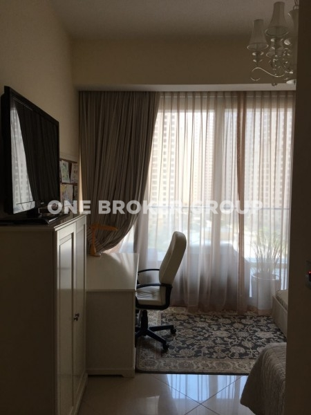 VACANT, Furnished 2BR, Sea/Marina View