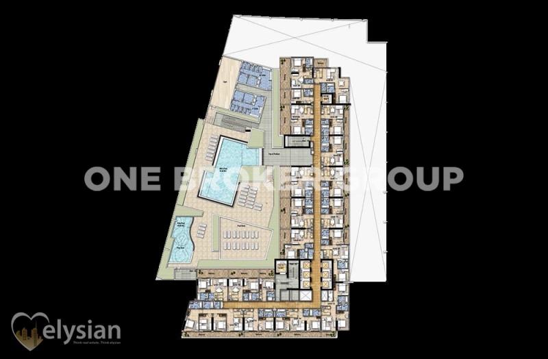 Stunning 3BR | Merano | Business Bay