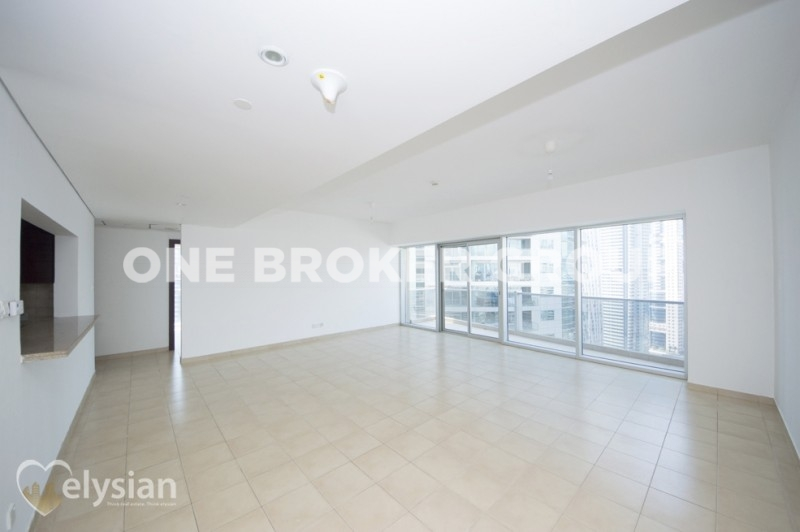 Gorgeous 3BR | High Floor | Marina view!