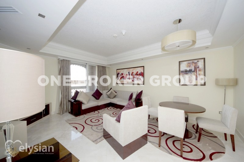 Stunning and Furnished 1BR | Taj Grandeur