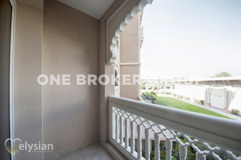 Stunning and Furnished 1BR | Taj Grandeur