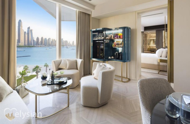 Viceroy Palm Jumeirah   Deluxe Furniture
