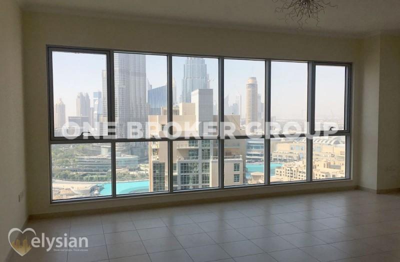 Stunning 2 Bed For Rent Burj Residences
