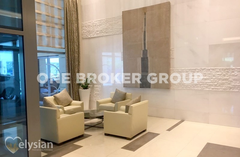 Beautiful 1BR+ Study | The Claren Towers