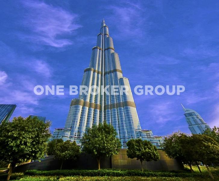 Stunning 2 Bed For Rent Burj Khalifa