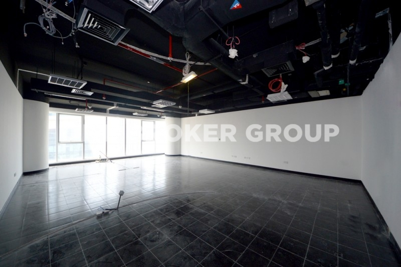 Vacant Fitted Office with Panoramic View