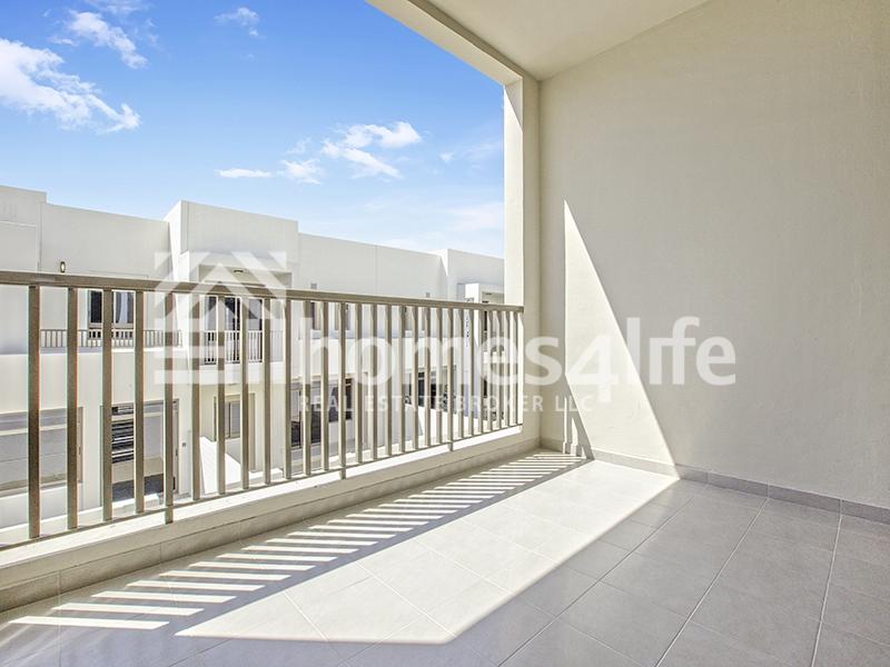 Brand New Villa|Single Row|3BR Townhouse