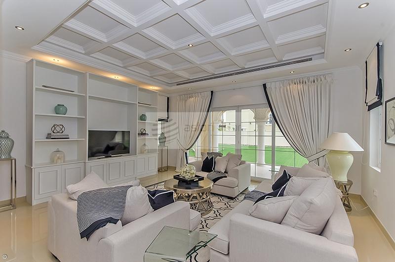 Beautiful Type F, 5BR+M+S, Show Home Villa