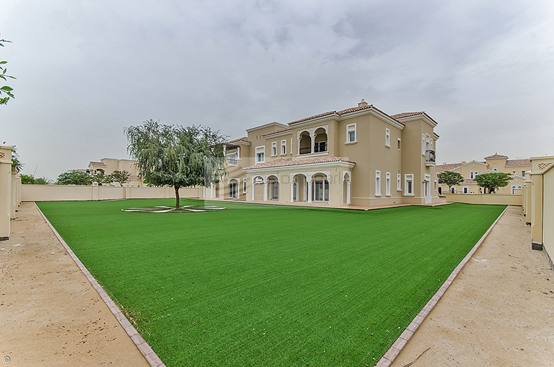 Beautiful Type F, 5BR+M+S, Show Home Villa