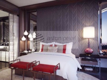 Studio Hotel Apartment in Aykon City Dubai Canal