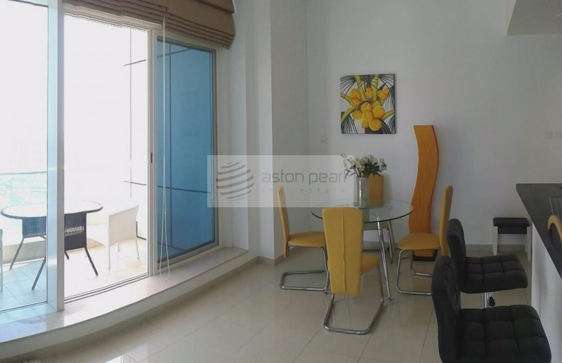 Fully Furnished 1BR Apartment with Stunning Views
