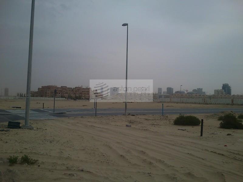 Residential Villa Land By Meraas|Main St