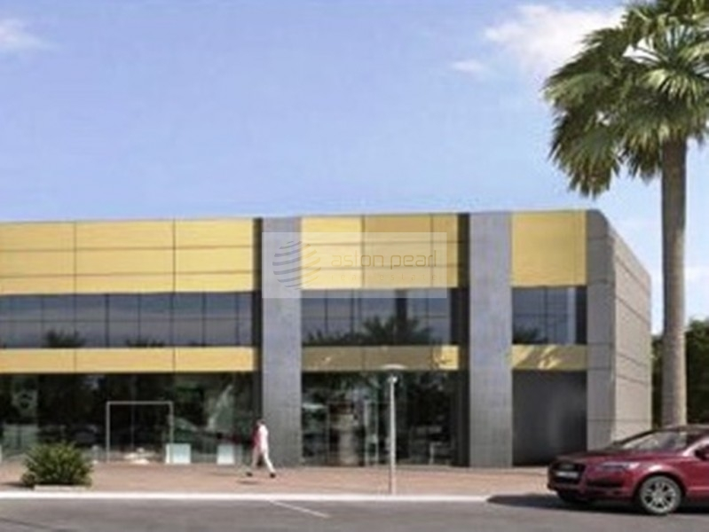 Shell and Core Showroom for Rent, Barsha