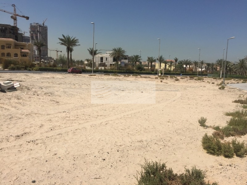 Park Facing, Close to JVC Mall, G+2 Plot