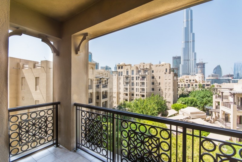 Burj View - Upgraded - Furnished