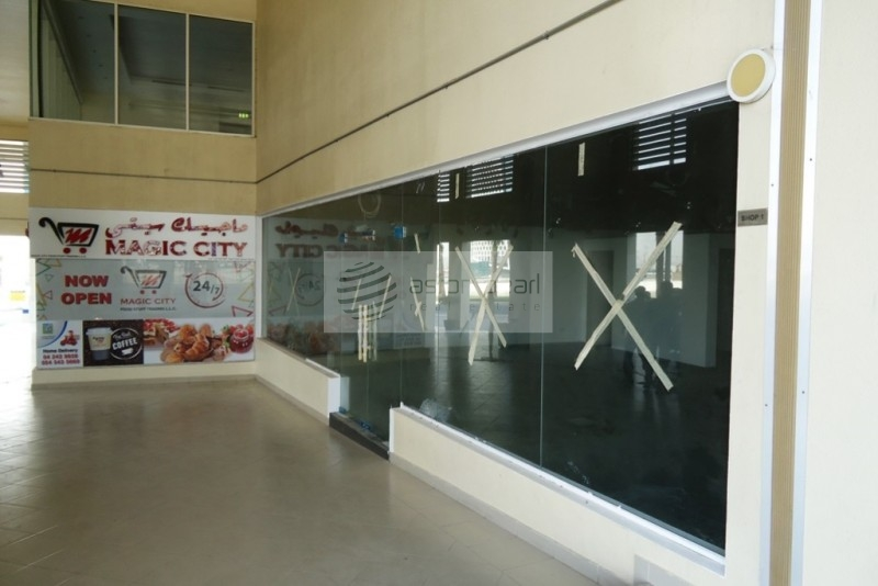 Semi Fitted Retail Shop | Prime Location