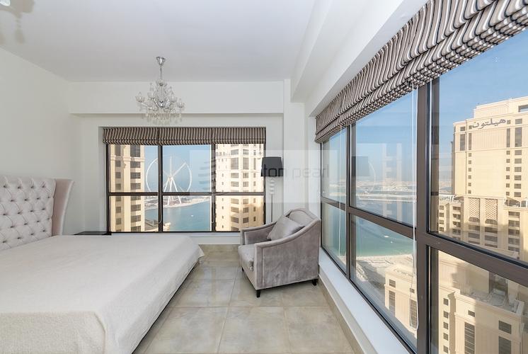 Panoramic Sea View | 2 BR | Fantastic Price