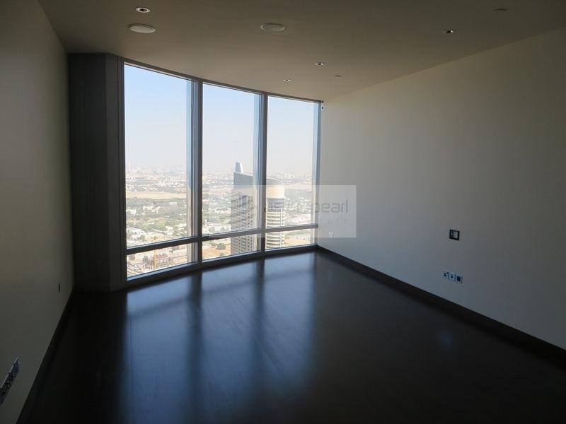 Unfurnished, 2BR + Study in Burj Khalifa