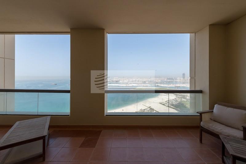 Panoramic Sea View |Unique 1BR | SADAF 7