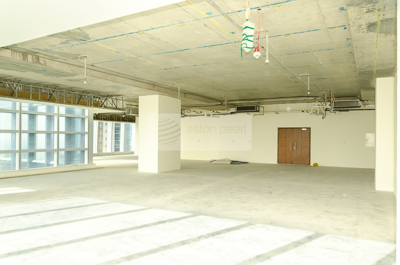 Shell and Core Office Unit   7 Car Parking Vacant