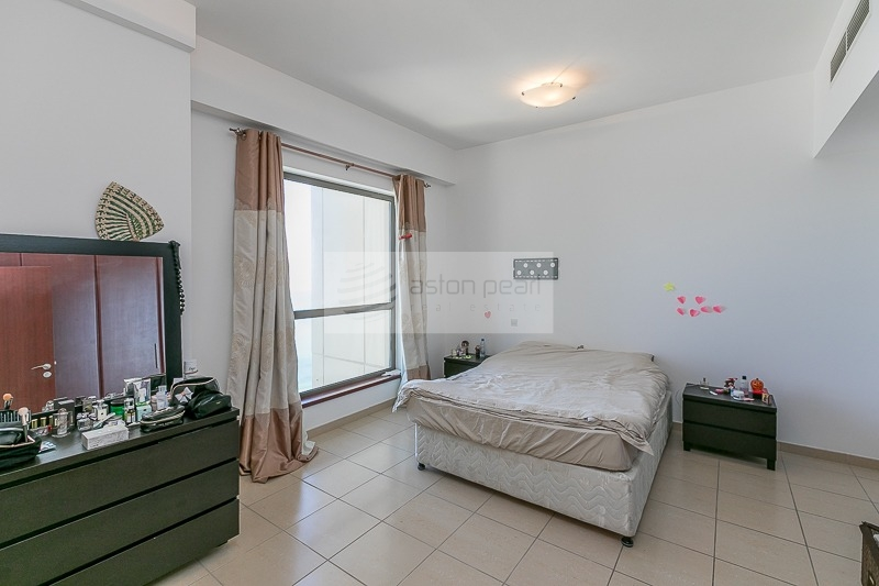 Spacious 2BR in Shams | Beautiful Sea View