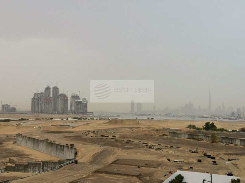 Burj Khalifa and Creek View 2B+M, 1 Month Free