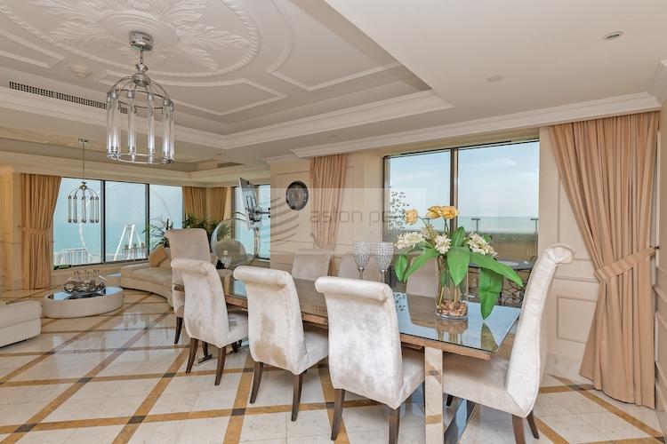 4BR Duplex Penthouse | Best Terrace 100% Sea View