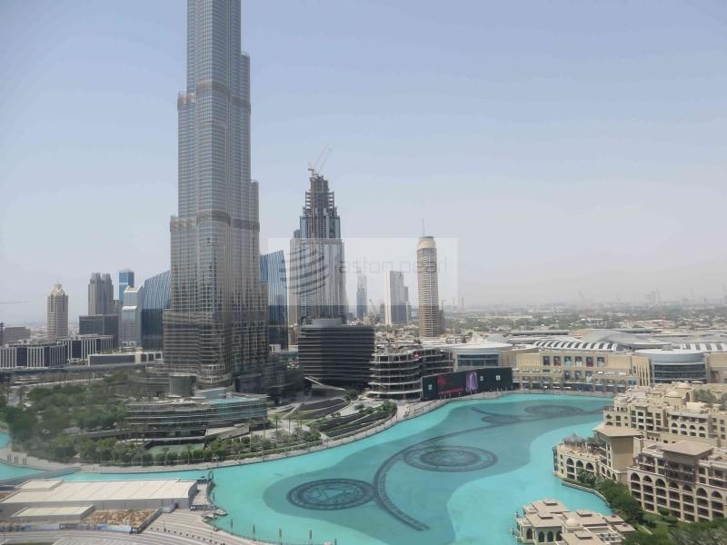 PREMIUM 3BR APT | Burj and Fountain View