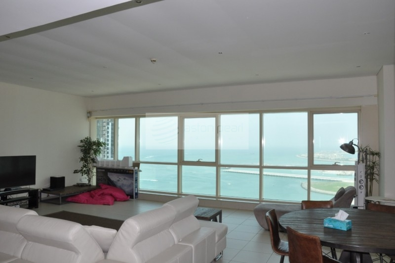 Great Positioned 4BR, Sea View, ROYAL OCEANIC