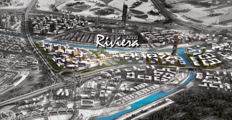Resell 8% Return in 3 Years | AZIZI RIVIERA 18