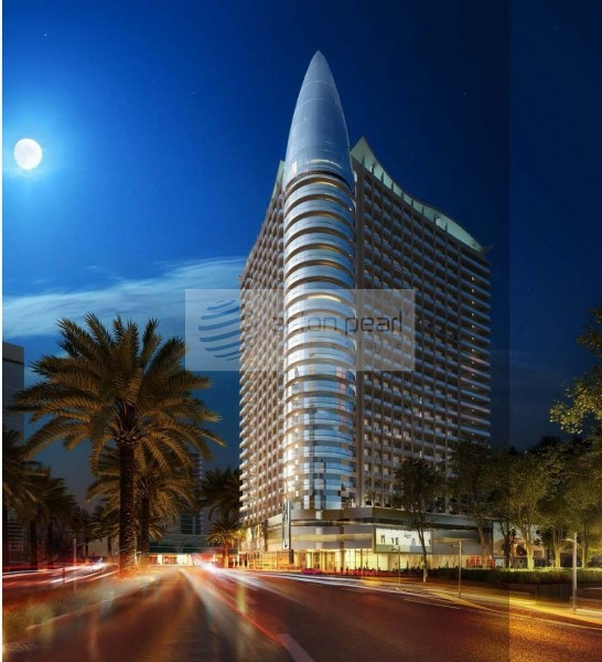 Great investment - STUDIO APT - AG Tower